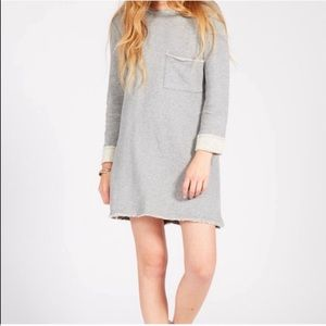 The Knot Sisters Gray Dress